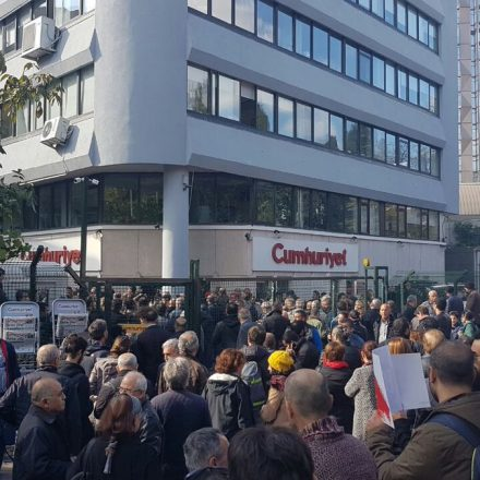 AKP'li yöneticinin Cumhuriyet gazetesine açtığı davada karar çıktı!