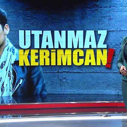Ece Üner'in Kerimcan Durmaz yorumu çok beğenildi! Karikatürle yorum yaptı!
