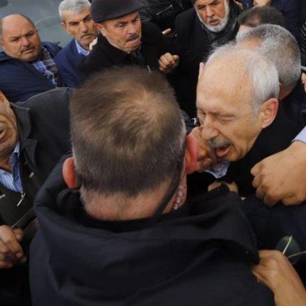 Kemal Kılıçdaroğlu'na saldırıda hedef gösteren medya da suçlu!