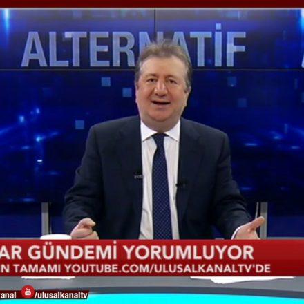 MHP gazeteci Sabahattin Önkibar hakkında suç duyurusunda bulundu!