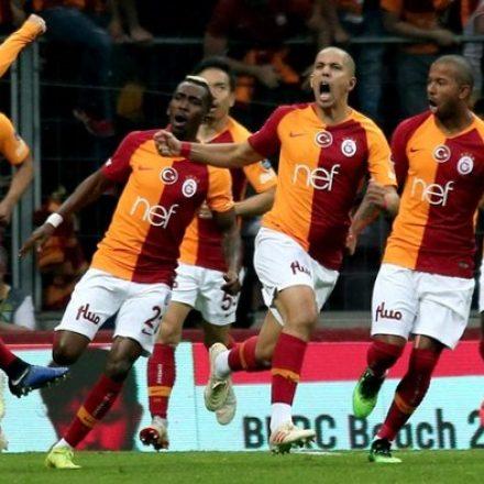 """Galatasaray'ın şampiyonluğu böyle ti'ye alındı: """"Goller yeniden sayıldı mı?"""""""