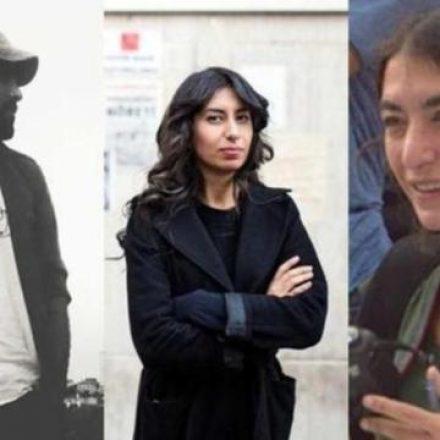 Gazeteciler Canan Coşkun, Zeynep Kuray ve İrfan Tunççelik gözaltında!