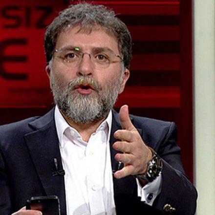 """Ahmet Hakan yine Melih Gökçek'i diline doladı: """"Ekrem İmamoğlu'nun kazanmasını arzu ediyor"""""""