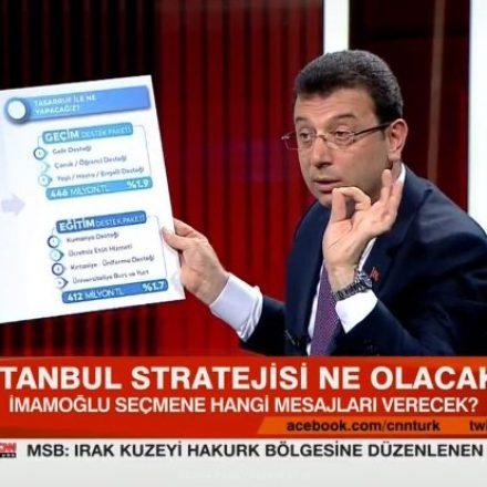 Tartışmalara CNN Türk'ün eski çalışanı da katıldı! Talimat verildi mi?