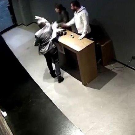 Çalışanlarını darp eden Şahin Şeker serbest bırakıldı!