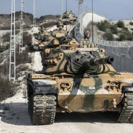 Harekat başladı! Türkiye, Suriye topraklarında…