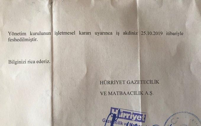 İşte, Türk basın tarihinin 'kara' belgesi!