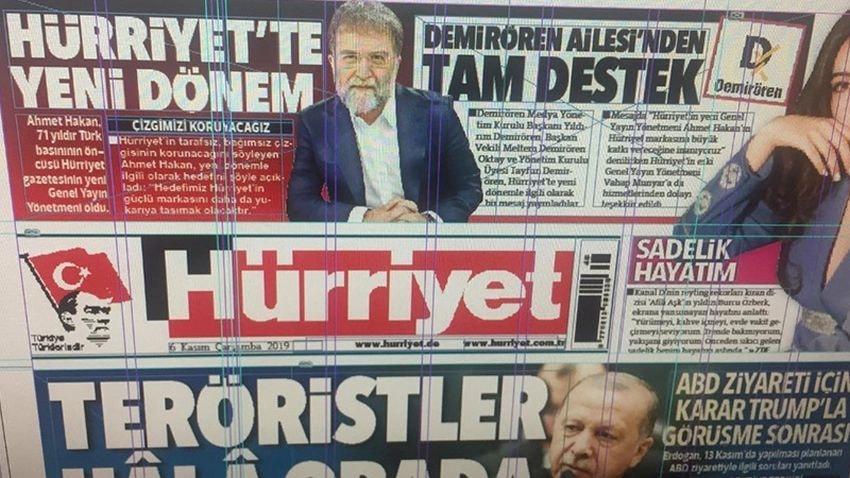 """Hürriyet, yeni yayın yönetmeni Ahmet Hakan'ı böyle duyurdu: """"Markamıza büyük katkı verecek"""""""
