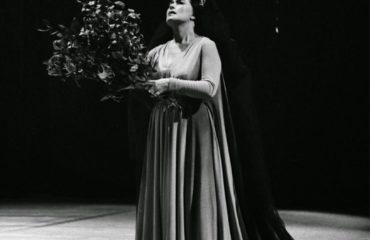 Operanın divası ilk kez  Kadıköy Süreyya Operası'nda gösterimde