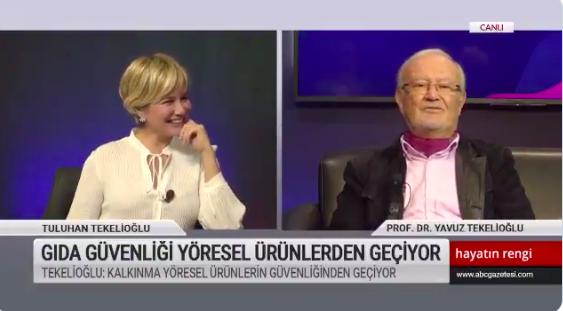 Akademisyen baba ile gazeteci kızı yıllar sonra ekranda yüzleşti: Bugün gazeteci olmaktan mutlu musun?