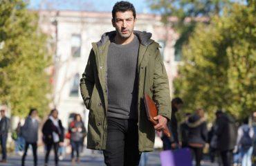 Kenan İmirzalıoğlu'nun başrolünü üstleneceği 'Alef' dizisinden ilk kareler paylaşıldı
