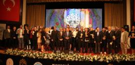 Altın Çınar Ödülleri sahiplerini buldu!