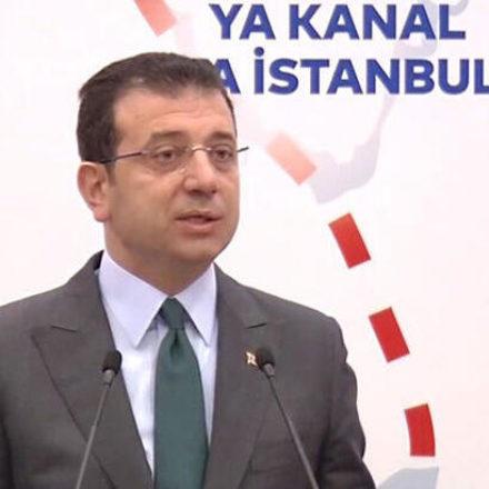 Türkiye'nin gündemini oluşturan konuda İmamoğlu'na sansür!