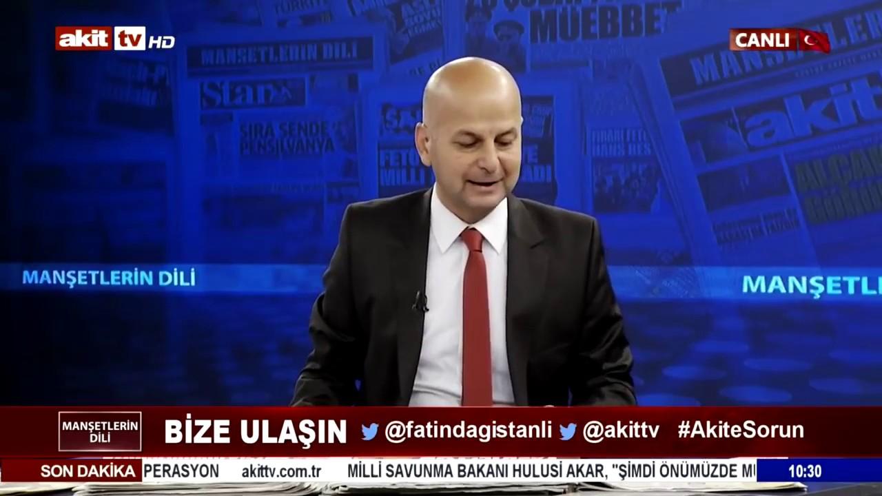 """RTÜK Akit TV'deki """"Cumhuriyet'e el bombası atalım"""" sözlerini görmezden geldi!"""