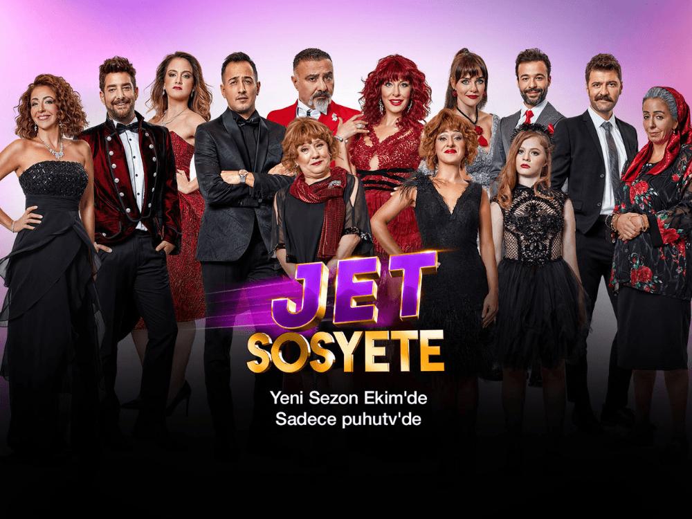 Jet Sosyete'nin yılbaşı konuğu Ata Demirer olacak!