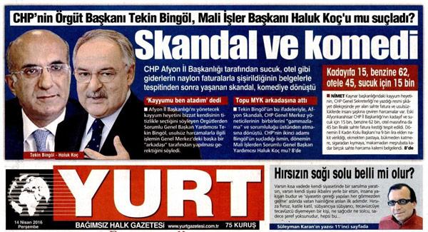 Yurt Gazetesi ve eski çalışanının kavgası! Resmi hesaptan tehdit etti!