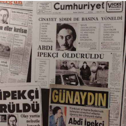 """Abdi İpekçi öldürülüşünün 41. yılında anılıyor! """"Cinayetin aydınlatılamamış olması gazetecileri hala tehdit ediyor…"""""""