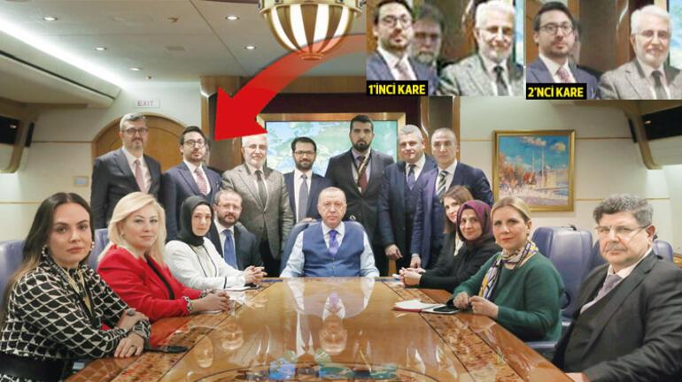 """Ahmet Hakan'dan çok konuşulan fotoğraf karelerine açıklama: """"Acaba Cumhurbaşkanı sen hala bekar mısın demesin diye mi uzaklaşıyordum?"""""""