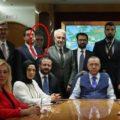 Ahmet Hakan, bu fotoğrafla sosyal medyanın diline düştü!