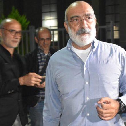 Ahmet Altan'a kötü haber! Hapis cezası onandı!