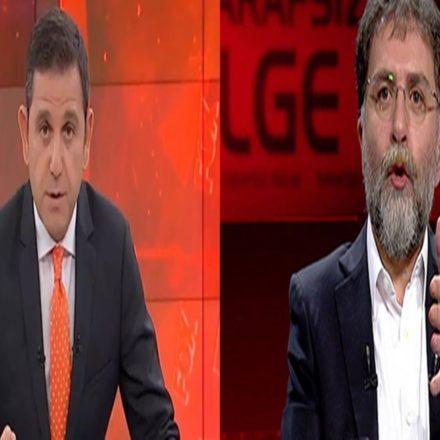 """Ahmet Hakan'dan Fatih Portakal'a 'emperyalizm' yanıtı: """"ABD bize emperyalizm yaptırmaz"""""""