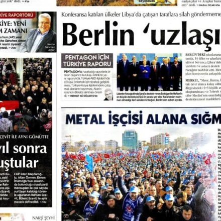 """Genel Yayın Yönetmeni """"Gündemi sarsacak bir haber"""" demişti! Cumhuriyet bugün hangi manşetle çıktı?"""