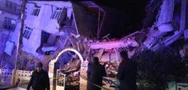 Deprem bu sefer Elazığ'ı vurdu!  20 kişi hayatını kaybetti!