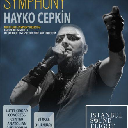 """""""Istanbul Sound Flight"""" konserleri başlıyor! İlk konseri Hayko Cepkin verecek!"""