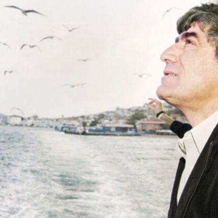 Hrant Dink öldürülüşünün 13. yılında anılıyor! Sebat Apartmanı'na güvercinler kondu!