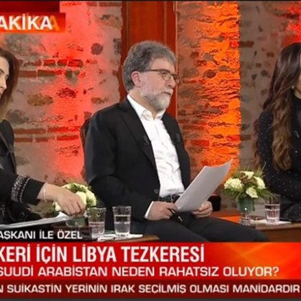 Kaan Sekban'dan, Ahmet Hakan taklidi: Ahmet Yağkan