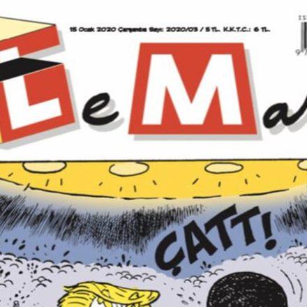 Amerika ve İran dövüşüyor! En çok kim etkileniyor? Bu hafta LeMan'ın kapağında!