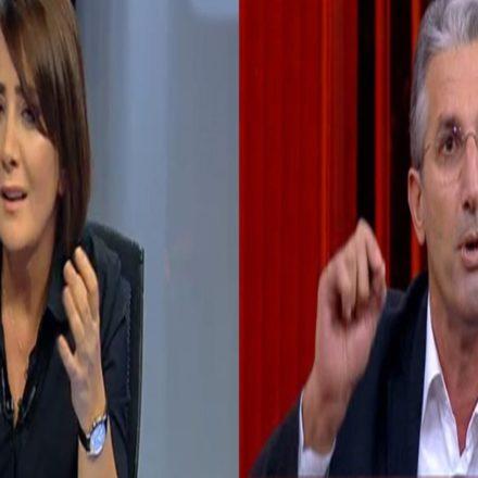 Açılım süreci tartışması! Nedim Şener ve Sevilay Yılman canlı yayında gerildi! Sesler yükseldi!