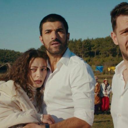 Melis Birkan ve Aras Aydın 'Sefirin Kızı' dizisine konuk oluyor!