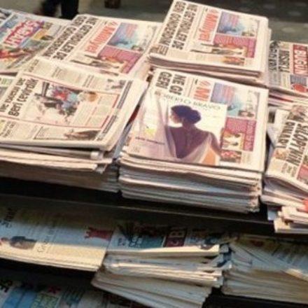 """""""Her kuruluş tıpkı insan gibi yaşar ve hayatı sona erer"""" dedi ve kapandı! Bir gazetenin daha kapısına kilit vuruldu!"""