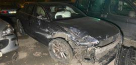 Ünlü oyuncu kaza geçirdi! 1.85 alkollü çıktı!