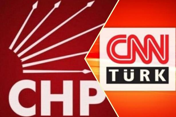 """Ve CHP CNN Türk kararını verdi, resmi olarak duyurdu: """"CNN Türk'e çıkmıyoruz, izlemiyoruz"""""""