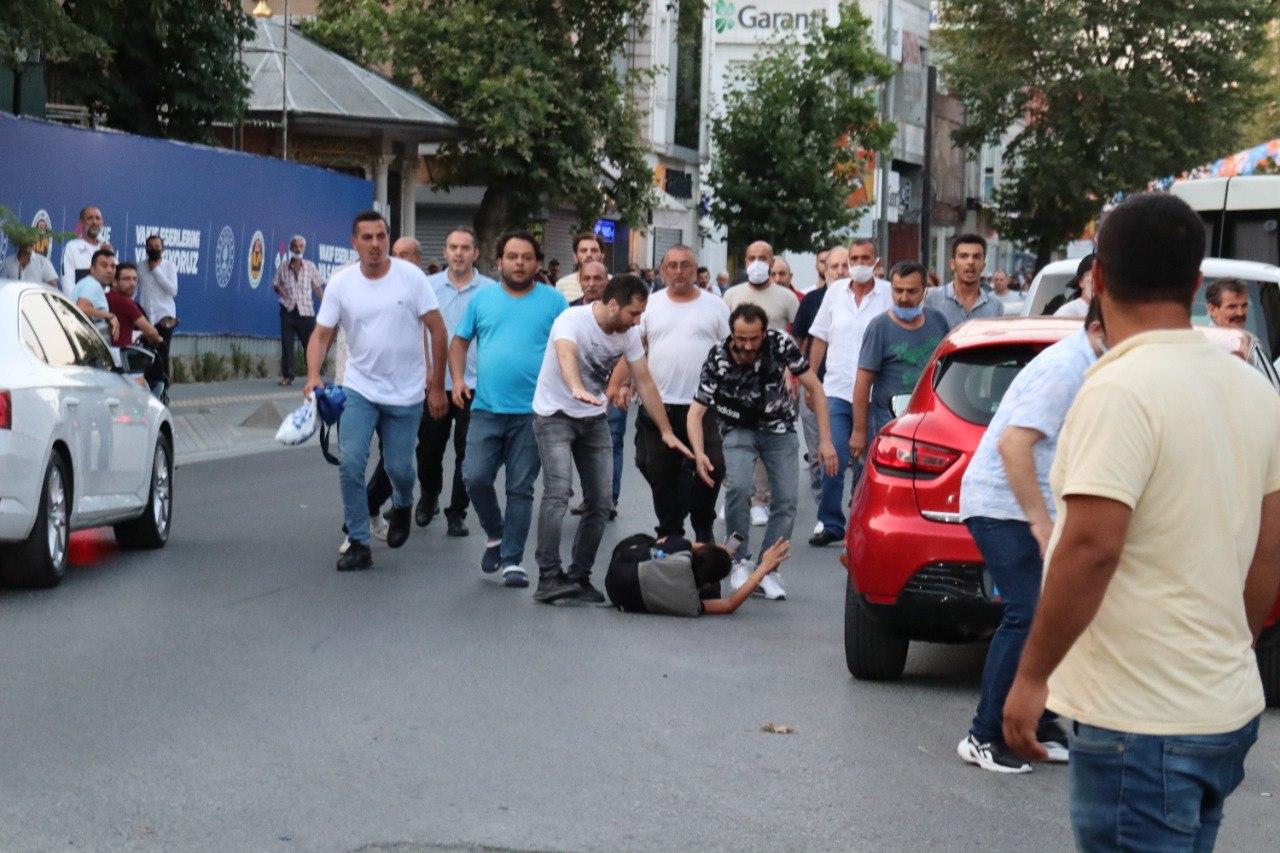 Taksim+T%C3%BCnel%E2%80%99deki+eylemi+takip+eden+gazetecilere+sald%C4%B1r%C4%B1%21;+